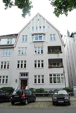 Hohenlohestraße in Bremen