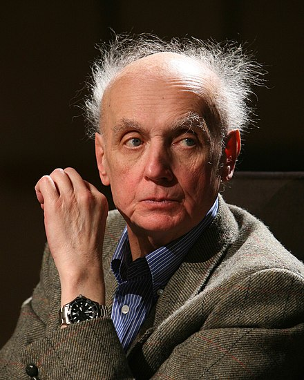Wojciech Kilar, classical and film music composer in 2006 Wojciech Kilar 2.jpg