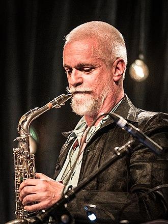 Wolfgang Puschnig - Puschnig at Moers Festival 2015.