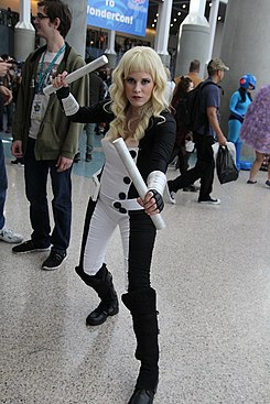 Wondercon 2016 - Mockingbird Cosplay (25476162124).jpg