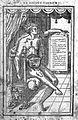 Woodcut; uterus, circa 1530-1545. Wellcome L0001525.jpg