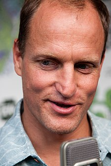 L'actor estatounitense Woody Harrelson, en una imachen de 2009.