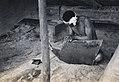 Working On The teeths of Saw in Japan (1914 by Elstner Hilton).jpg