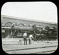 World's Columbian Exposition lantern slides, New York Central Railroad Company's Exhibit of Engines (NBY 8751).jpg