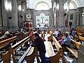 Worshippers in Cathedral - Quetzaltenango (Xela) - Guatemala (15775104928).jpg