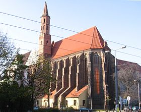 Image illustrative de l'article Église Saint-Vincent (Wrocław)