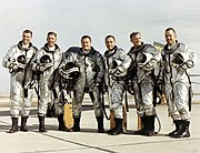 X-15 Pilots - GPN-2000-000143