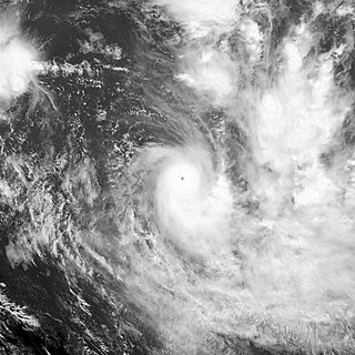 Cyclone Xavier (2006) Category 4 South Pacific cyclone in 2006