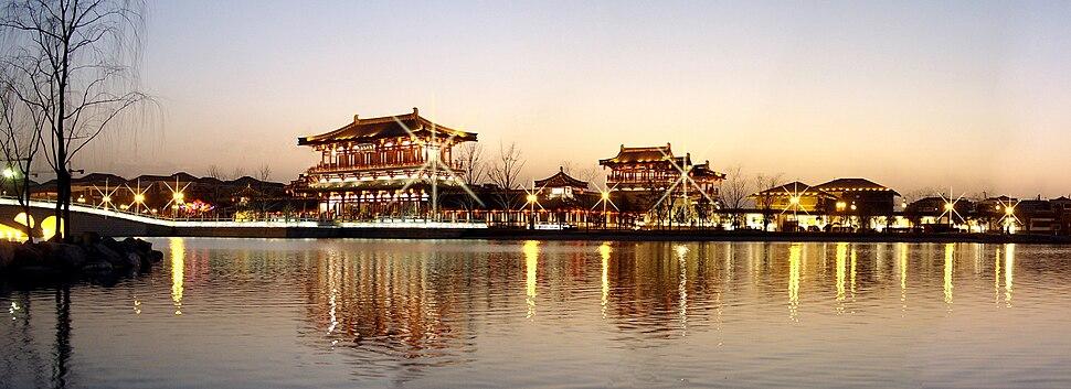 XiAn qujiang