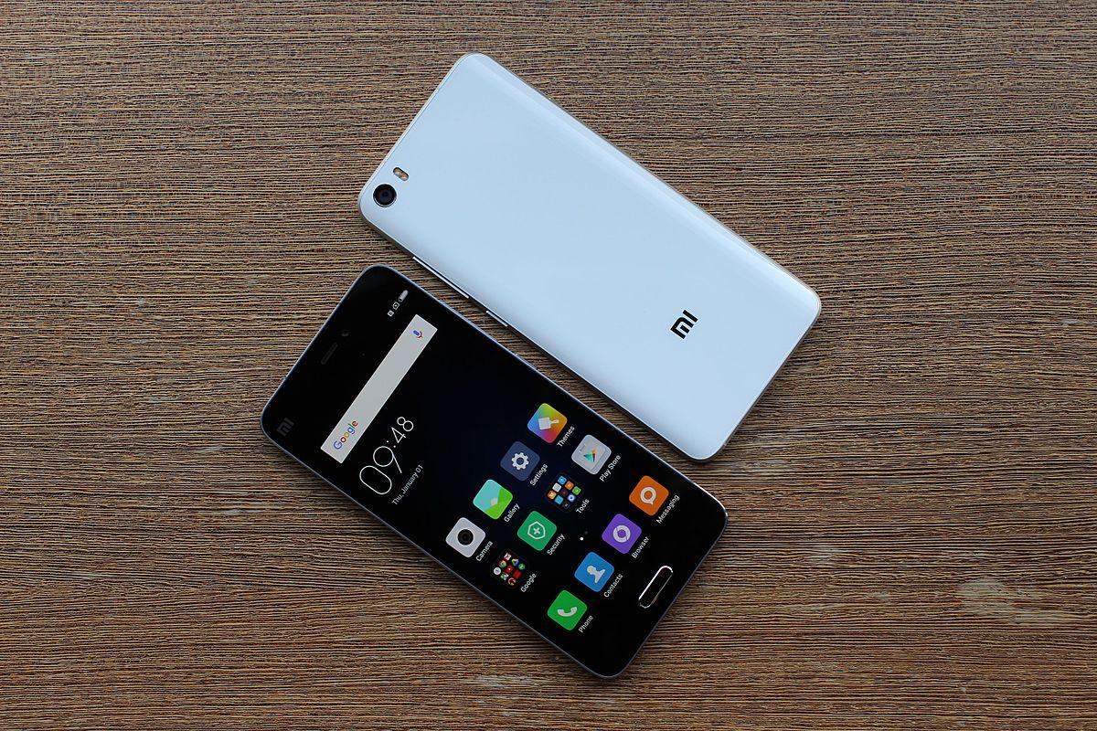 Xiaomi Mi5 Wikipedia