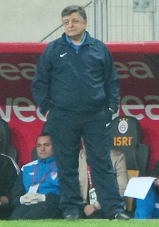 Yılmaz Vural Turkish football manager