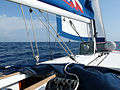Yacht mainsail downhaul, sheet, horse.jpg