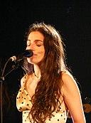 Yael Naim in Rouen, 18-04-2008
