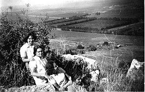 Yagur - Image: Yagur 1946