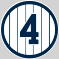 YankeesRetired4.svg