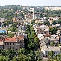 Yaroslava Mudroho Street, Lviv (01).jpg