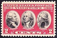 Yorktown 1931 Issue-2c