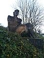 Youth statue - Melvina Rd, Duddeston 2.JPG