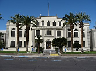 Yuma County, Arizona - Image: Yuma County Courthouse