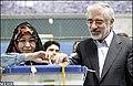Zahra Rahnavard, Mir Hossein Mousavi 20090612 03.jpg