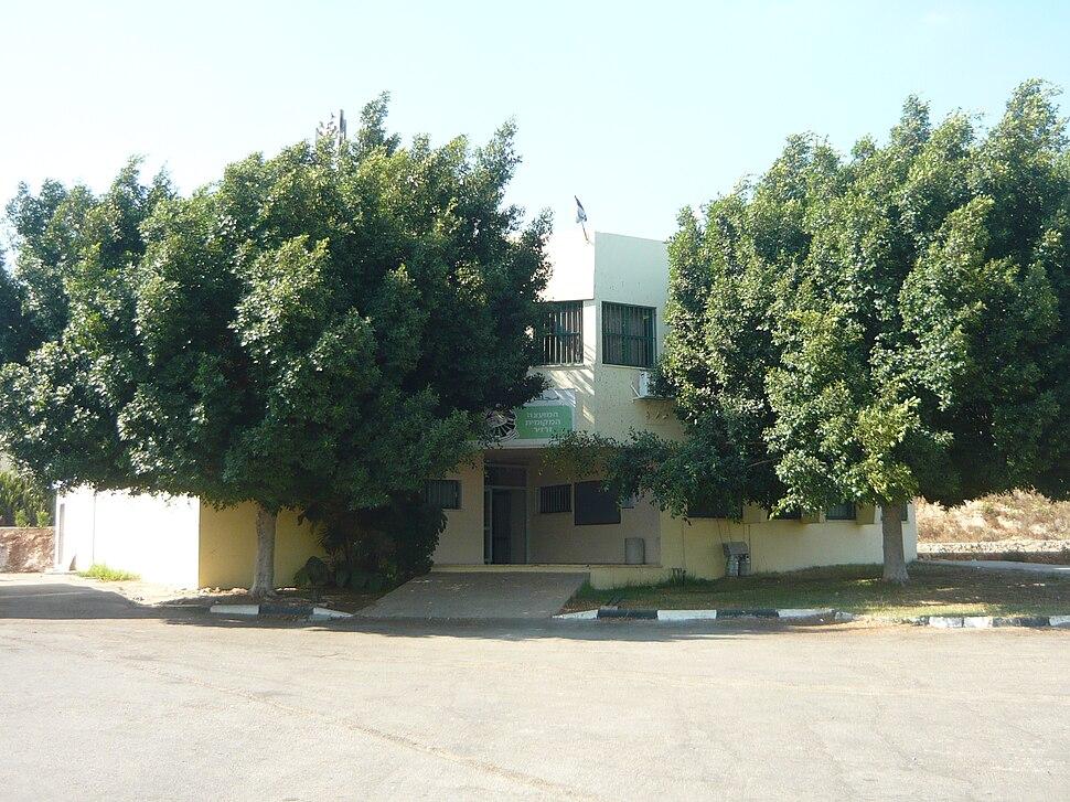 בית המועצה המקומית בזרזיר