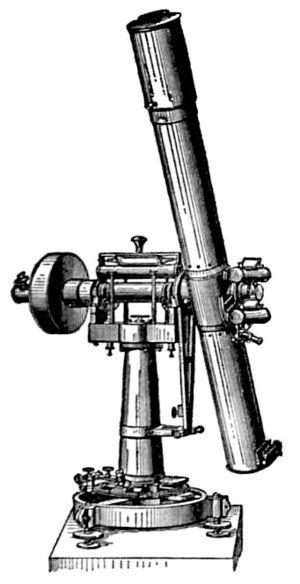 Zenith telescope - Zenith Telescope