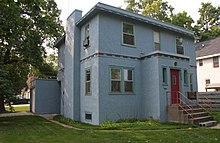 Casa d'infanzia di Robert Zimmerman