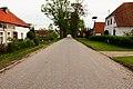 Znakomita poniemiecka droga w Szczurkowie, równo wyłożona granitową kostką. - panoramio.jpg