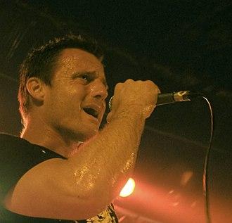Zoltán Téglás - Zoli Téglás at Rio Rock in 2008