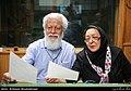 Zoya KhaliliAzar and Hassan Kakhi.jpg