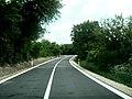 Zrekonštruovaná cesta II-546 Klenovský vrch - Žipov 20 Slovakia 10.jpg