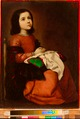 Zurbaran Francisco de - The Childhood of the Virgin.tif