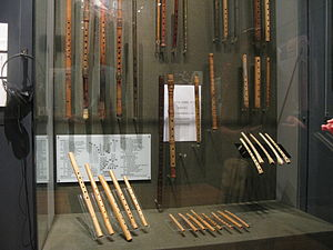 Floghera - Greek flutes