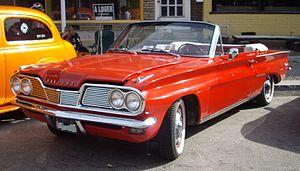Pontiac Tempest - 1962 Pontiac Tempest convertible