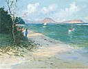 'Kahala, Oahu' by D. Howard Hitchcock, 1917.jpg