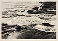 'Rough Water, Hawaii' by Huc-Mazelet Luquiens, 1932.jpg