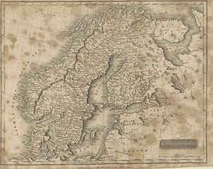 File MAP OF SWEDEN NORWAY Ectjpg Wikimedia Commons - Norway map 2014