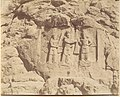 (7) -Tag-e Bustan, Crowning Ceremony of Shapour II, Kermanshah- MET DP203030.jpg