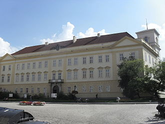 Clary und Aldringen - Teplice Palace (main residence of the family from 1634 to 1945)