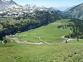 Geographical centre of Switzerland