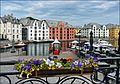 ÅLESUND - colors in town center - panoramio.jpg