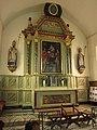 Église Saint-Martin de Golleville - Maitre-autel.JPG