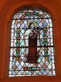 Église Sainte-Marguerite de Lormaison vitrail st therese.JPG