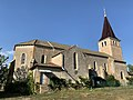 Église St Blaise - Dommartin - Bâgé Dommartin - 2020-08-20 - 8.jpg