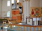 Fil:Örsjö kyrka kyrkas interiör03.JPG