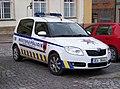 Česká Třebová, auto městské policie.jpg