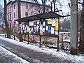 Řevnice, plakátovací plocha u Grandu.jpg