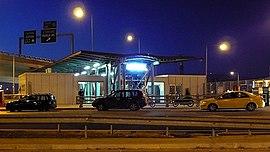 Proastiakos Stacja Doukissis Plakentias w Chalandri