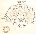 Χάρτης της Καλύμνου - Millo Antonio - 1582-1591.jpg