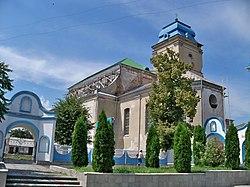Дубно .Монастир бернардинців.Костел..jpg